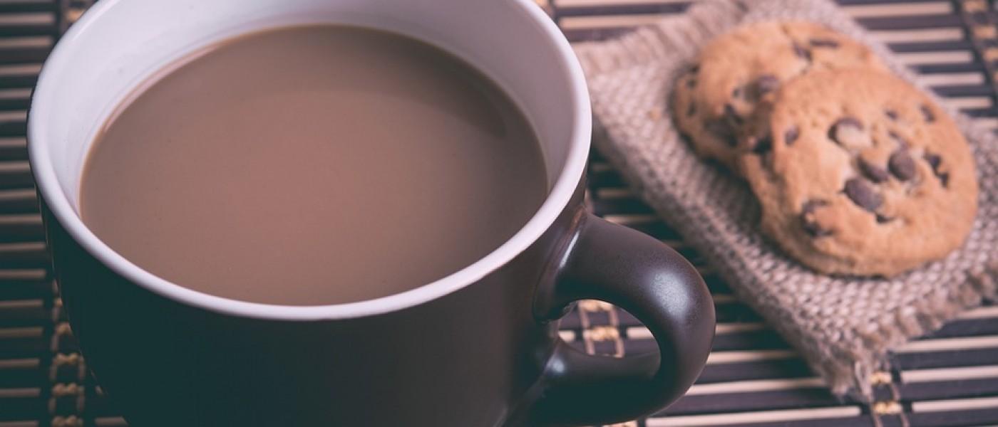 Las  razones para tomar una taza de chocolate en invierno